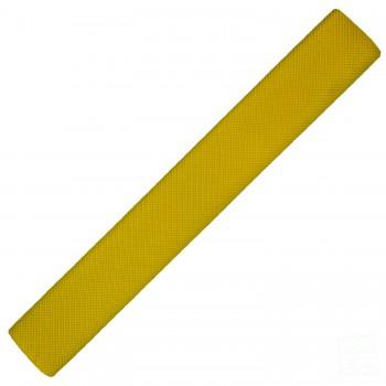Yellow Diamond Cricket Bat Grip