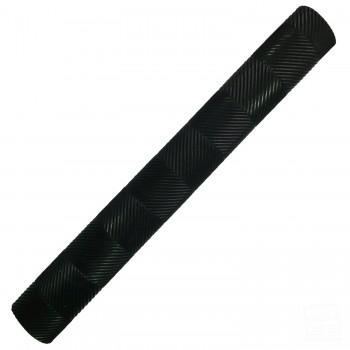 Black Chevron Lite Cricket Bat Grip