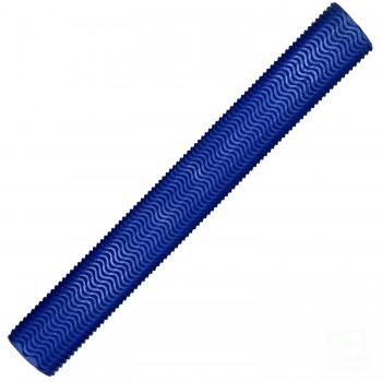 Metallic Blue Aqua Wave Cricket Bat Grip