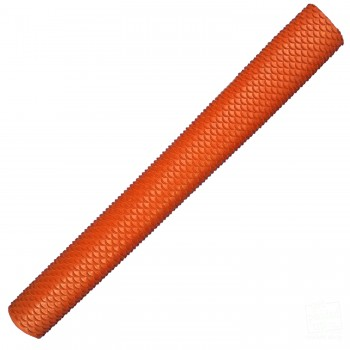 Orange Scale Cricket Bat Grip