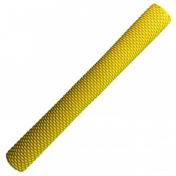 Yellow Scale Cricket Bat Grip