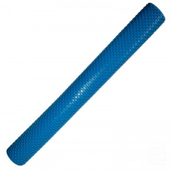 Sky Blue Scale Cricket Bat Grip