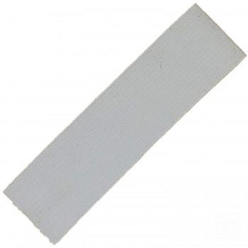 White Cricket Bat Toe Guard
