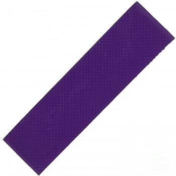 Purple Cricket Bat Toe Guard