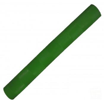 Dark Green Chevron Cricket Bat Grip