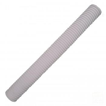White Bracelet Cricket Bat Grip