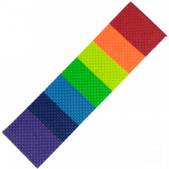 Rainbow Cricket Bat Toe Guard